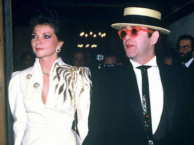 Renate Blaue y Elton John