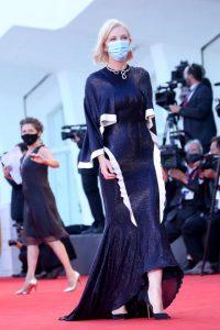 Cate Blanchett es la presidenta del jurado de esta edición del Festival.
