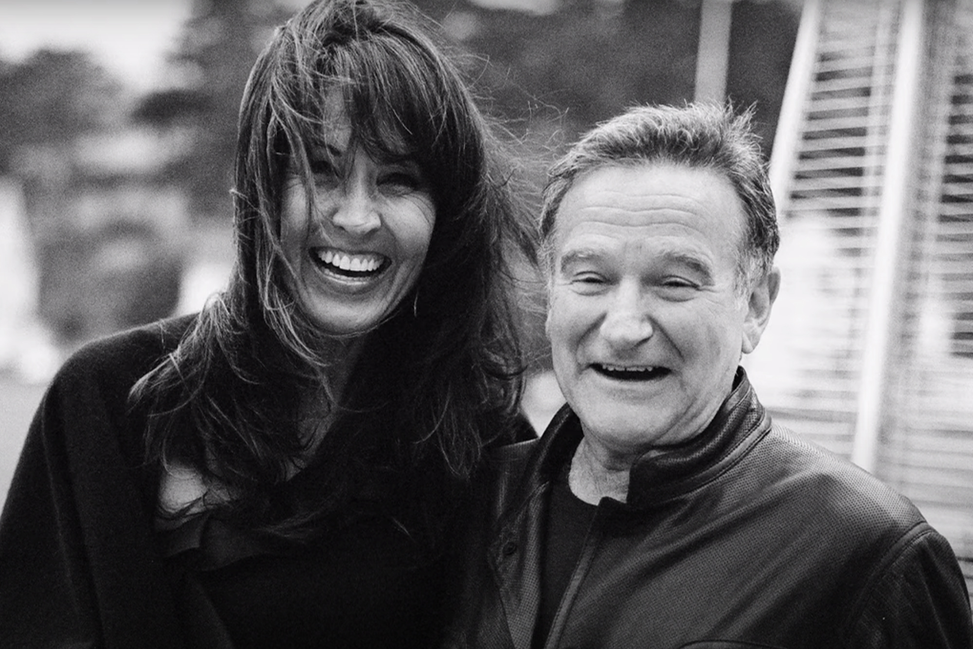 Viuda de Robin Williams rompe su silencio en documental 'Robin's Wish'