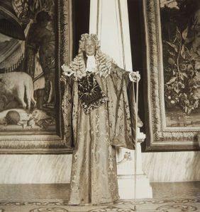 El célebre anfitrión, el Conde Beistegui