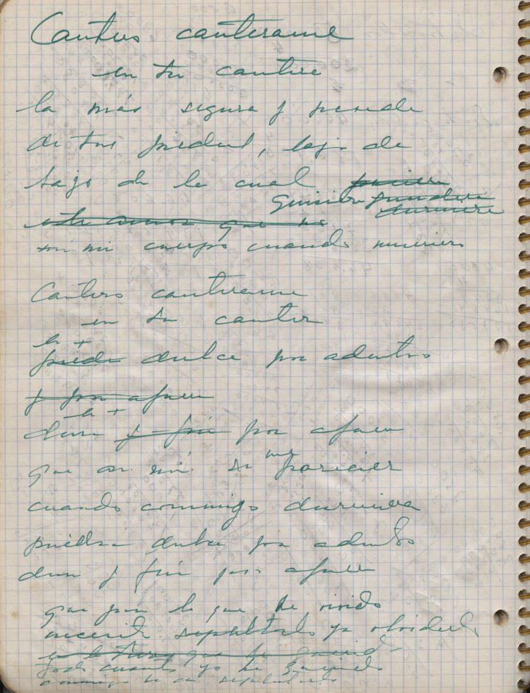 Chabuca Granda cancionero y letras inéditas 4