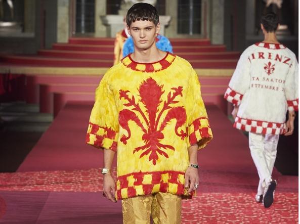 Colección Alta Costura Hombre 2020 de Dolce & Gabbana