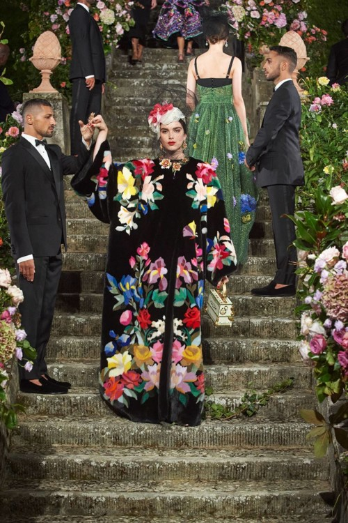 Dolce & Gabbana 2020 Alta Costura