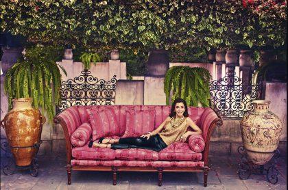 Carmen de Osma es una de las principales coleccionistas de arte del Perú. Es todo un símbolo de estilo.