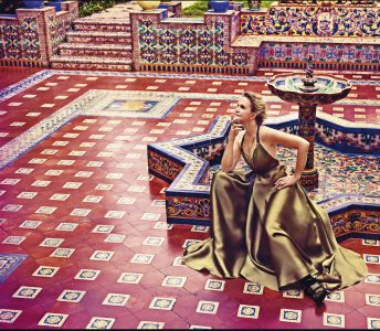 Susy Dyson, exmodelo. Un ícono peruano de la moda.