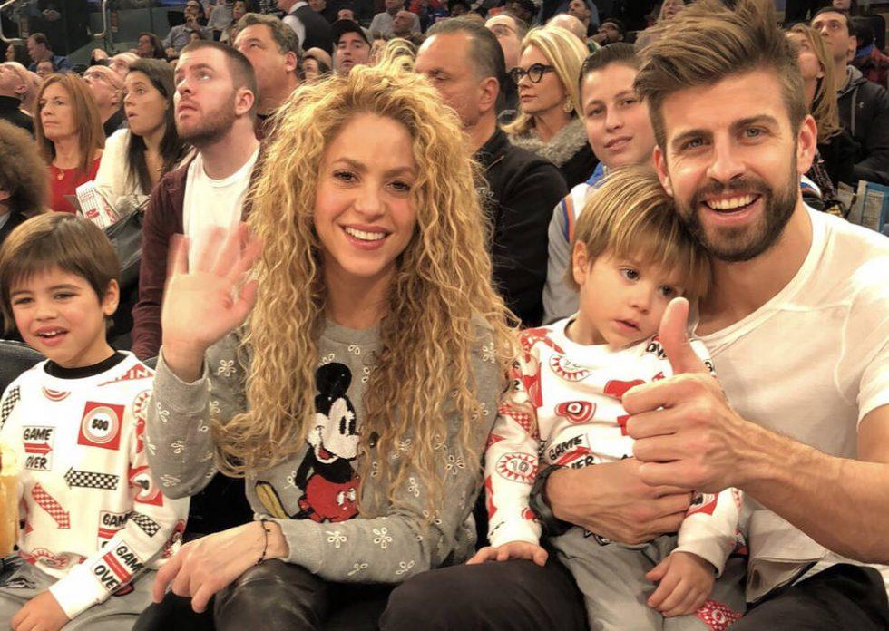 Shakira-Familia