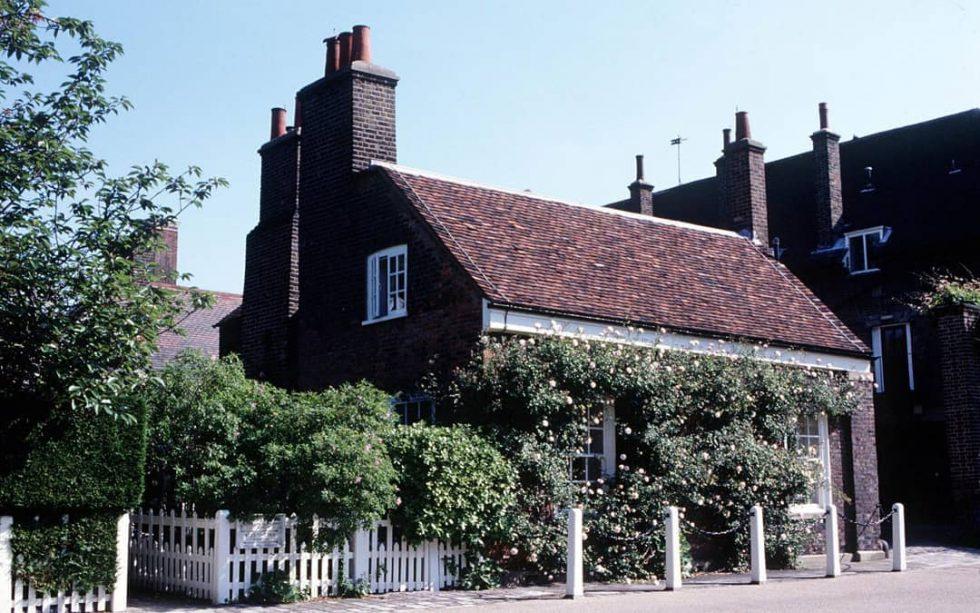 Nottingham Cottage Harry y Meghan princesa Beatrice y su esposo 1