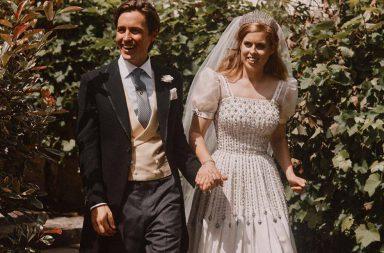 Harry y Meghan princesa Beatrice y su esposo 6