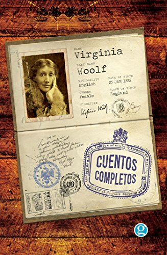 """FIL: """"Cuentos completos"""" deVirginia Woolf"""