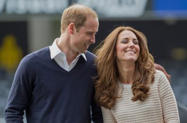 Kate Middleton embarazada