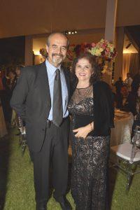 Mauricio y Pilar Mulder.