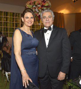Gladys y Carlos Ibárcena