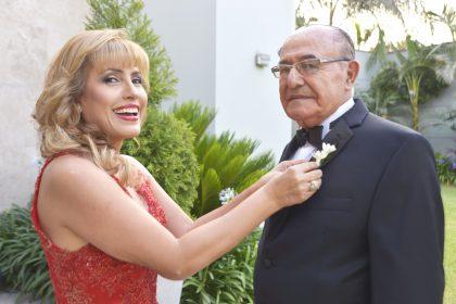 Mariella y Luis Medina
