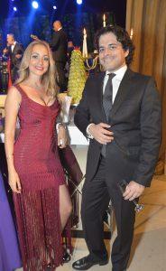 Mónica Ramos y Diego Gonzales Posada