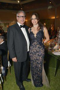 Richard Weinstein y Yael Dannon
