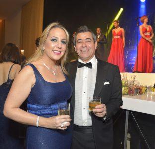 Victoria Rada y Alvaro Añaños