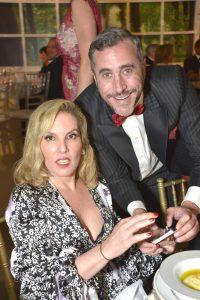 Iliana Lolas y Augusto Baertl