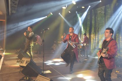 El grupo Ráfaga de Argentina