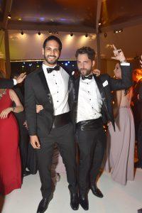 Sean Rico y Rodrigo González