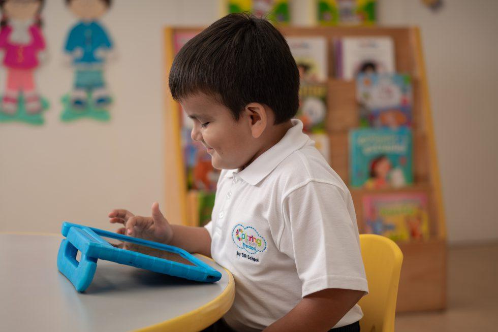 San Ignacio de Recalde School 30 anos