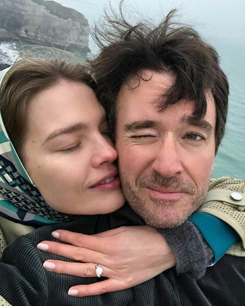 Natalia Vodianova y Antoine Arnault 1jpg