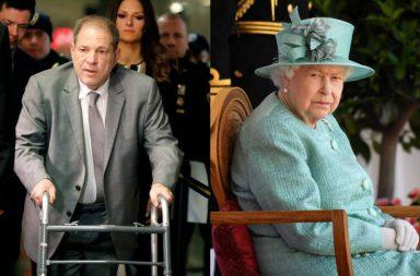 Harvey Weinstein Elizabeth II Príncipe Andrew