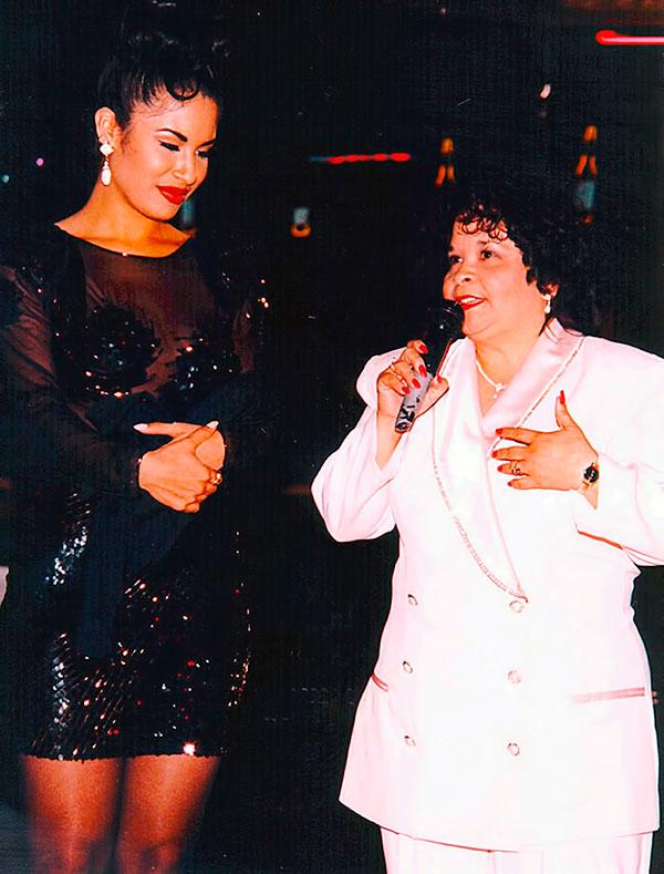 Selena Quintanilla Yolanda Saldívar