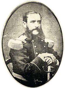 Coronel Carlos Llosa y Llosa, héroe del Alto de la Alianza (1880)