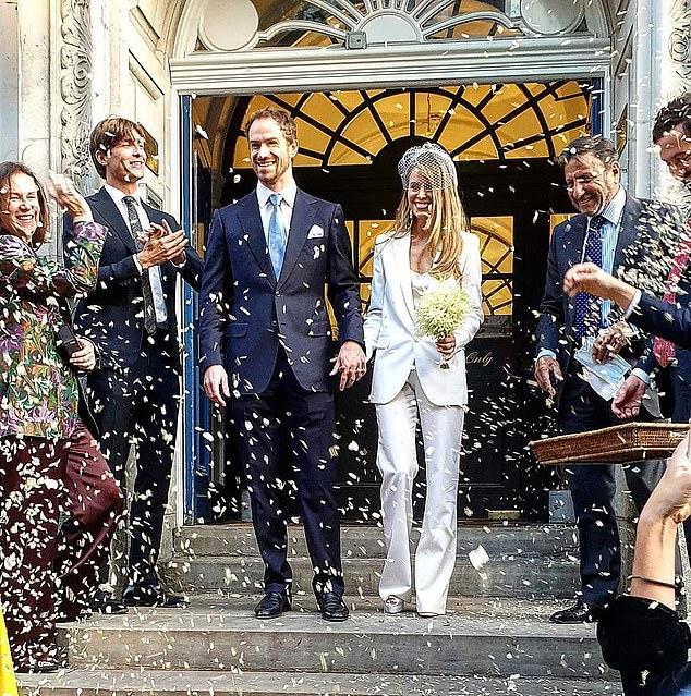 Las bodas mas glamorosas: Irene Forte