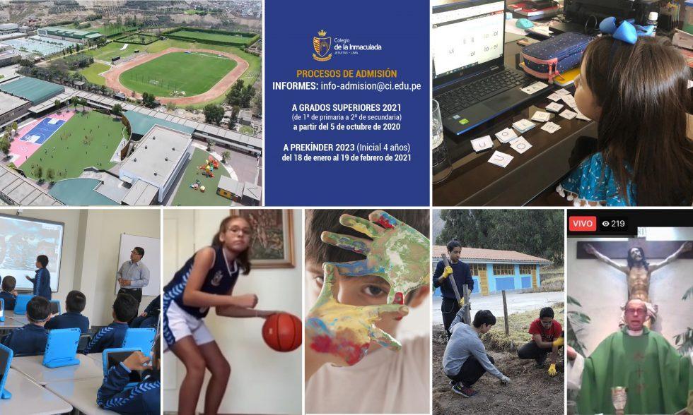 Colegio de la Inmaculada Educación Virtual 3