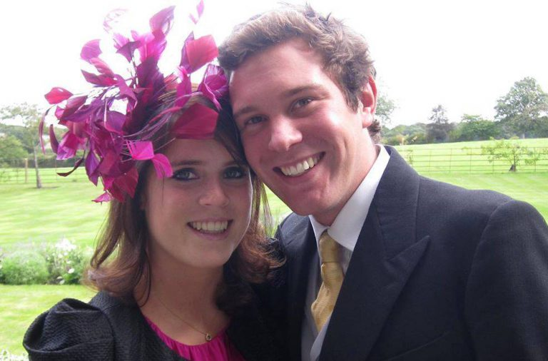Eugenie de York Jack Brooksbank Embarazada 2