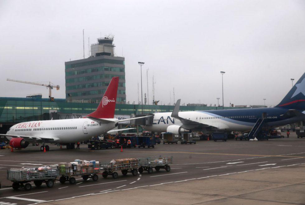 vuelos internacionales Perú 20