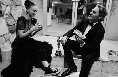 Joaquin Phoenix y Rooney Mara primer hijo (1)
