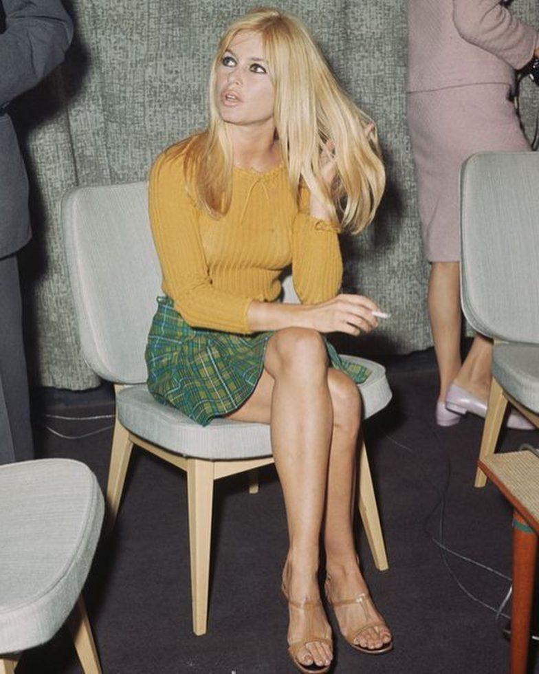 Brigitte Bardot estilo 3