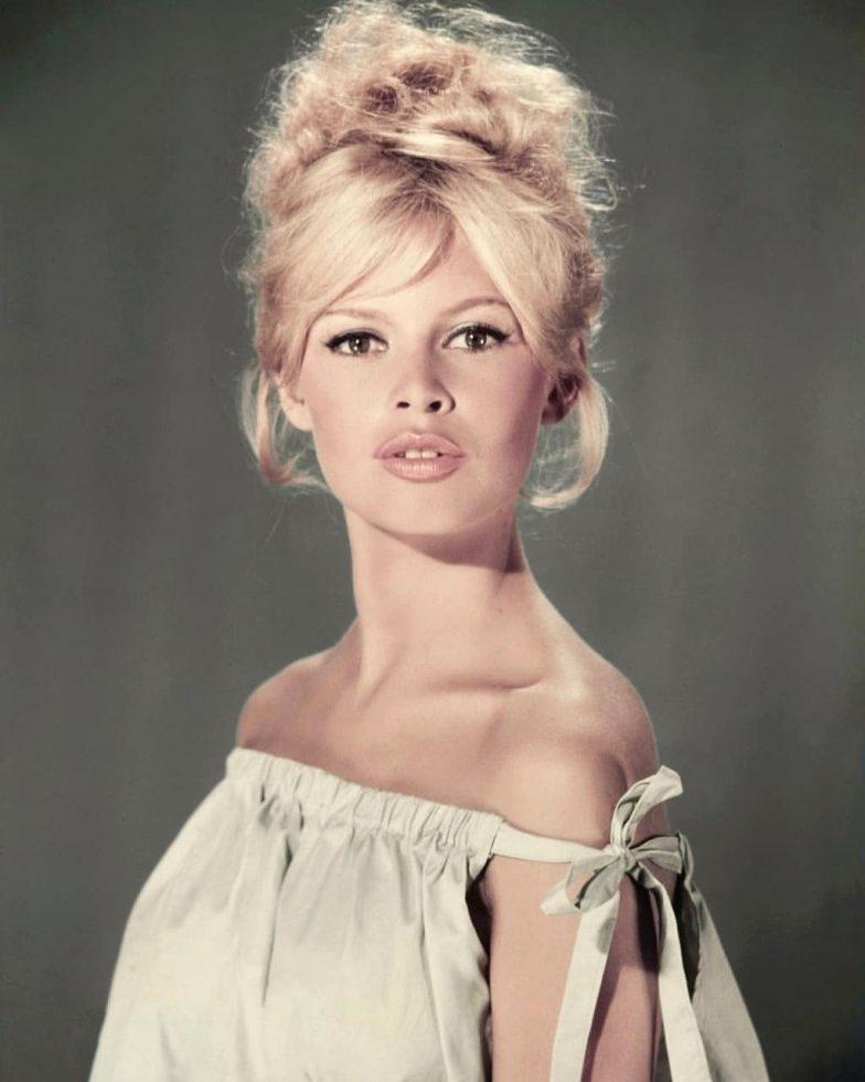 Brigitte Bardot estilo 1