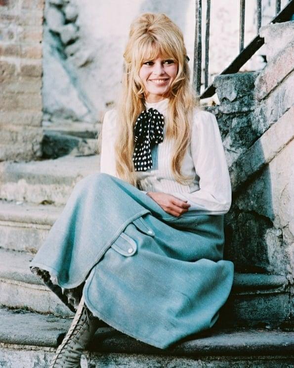 Brigitte Bardot estilo 4