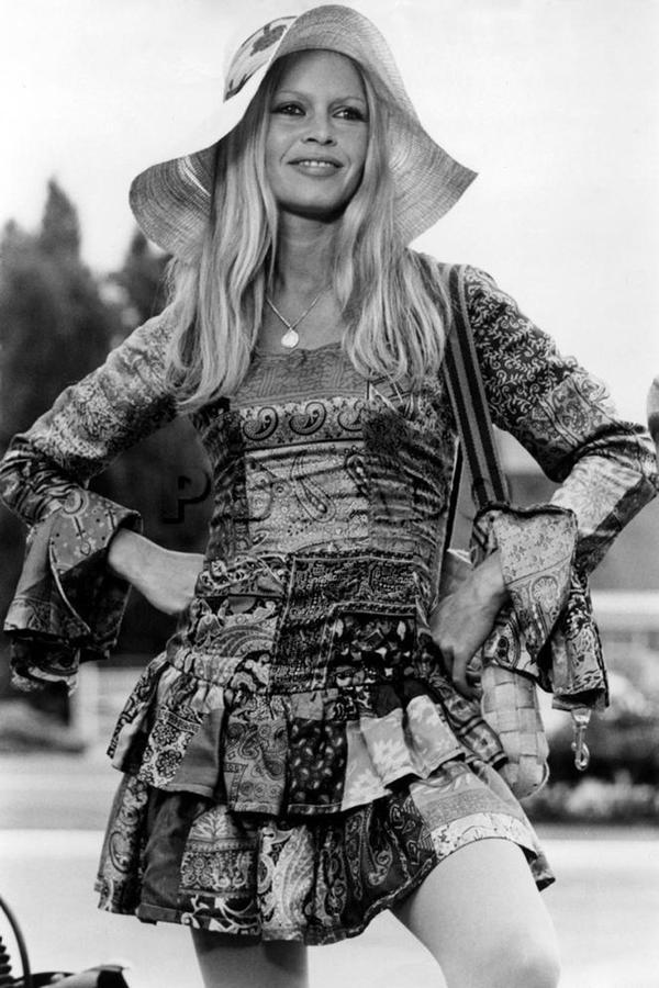 Brigitte Bardot estilo 6