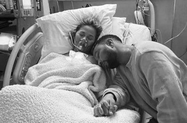 Chrissy Teigen y John Legend bebe 3 (1)