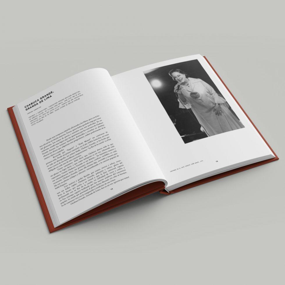 Libro Chabuca Granda Fundación BBVA
