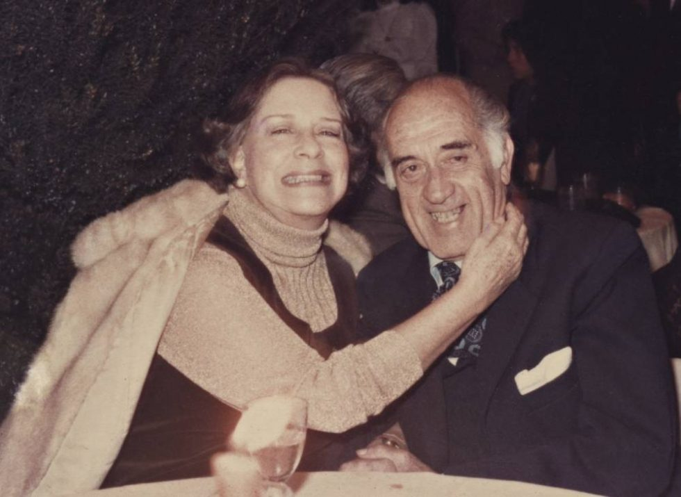 Chabuca Granda y Manuel Solari y Swayne 1982