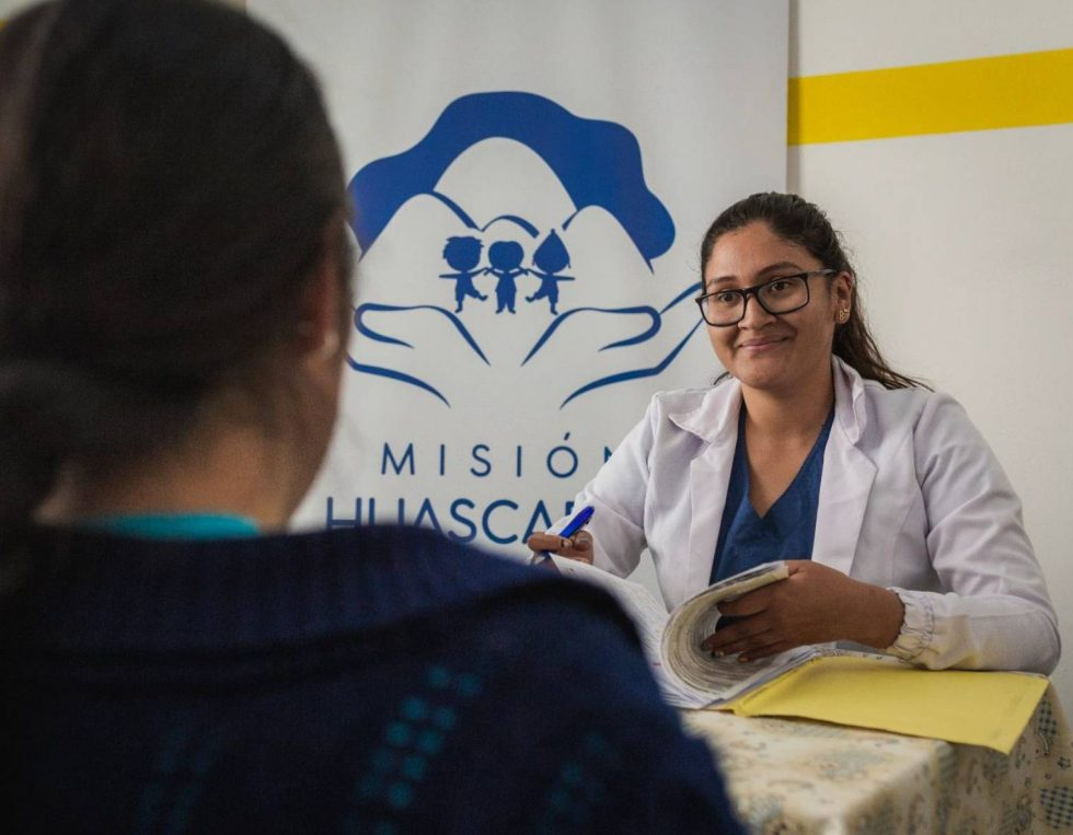 posta medica movil Mision huascaran 2