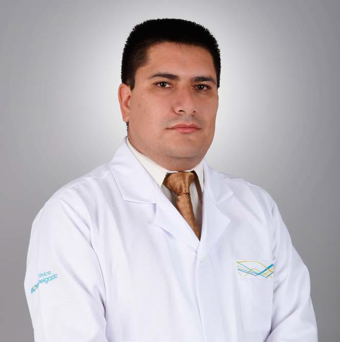 CRISTIAN LEON Salud COVID-19