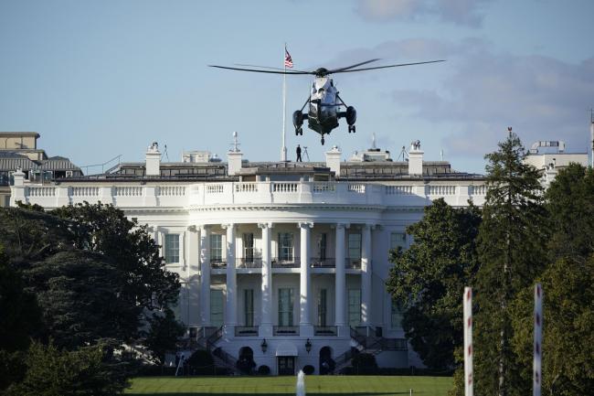 Presidente Estados Unidos Covid