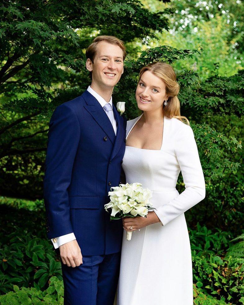 Princesa Alexandra de Kent boda real 3