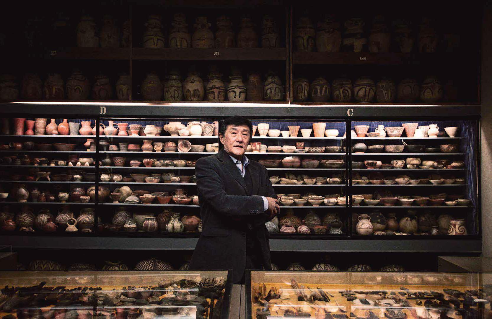 """A través de un comunicado oficial, el Ministerio de Cultura destacó la inmensa labor de Mario Amano al frente de la Fundación Museo Amano: """"La noticia causa pesar, pues tanto Mario como sus padres, el filántropo Yoshitaro Amano y Rosa Watanabe, dedicaron su vida a preservar el patrimonio cultural de nuestro país a través del Museo Amano"""""""