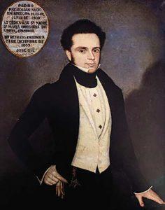 EL PRIMER PAZ SOLDÁN PEDRO PAZ SOLÁN Y URETR A GIL DE CASTRO,abogado y político, casado con la rica heredera Francisca Unanue y de la Cuba, hija del prócer Hipólito Unanue.