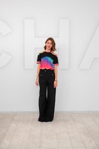 Sofia Coppola Chanel