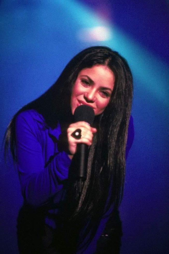 Shakira Pies Descalzos disco 1