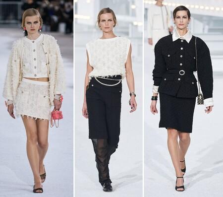 Colección de Chanel: Semana de la Moda de París 2021