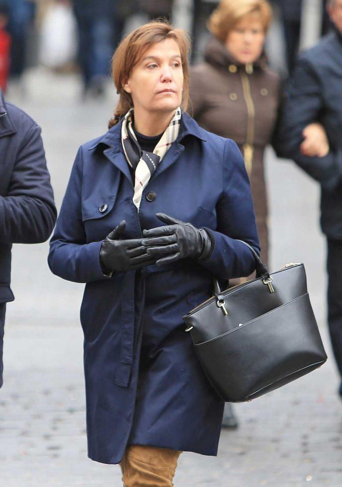 Ingrid Sartiau rey Juan Carlos 2